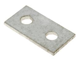 2 Hole Plate