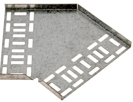 Light Duty System - 45° Flat Bend