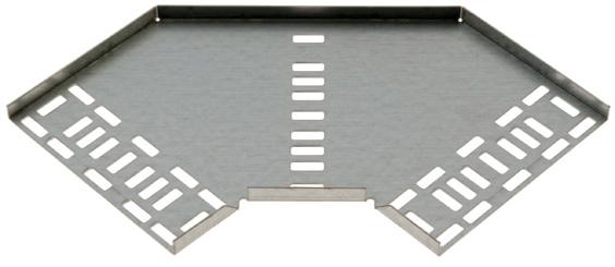 Light Duty system - 90° Flat Bend