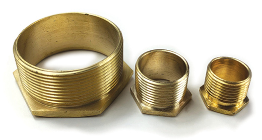 Male Brass Bushes