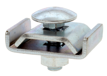 Nut, Bolt & Clamp Assembly