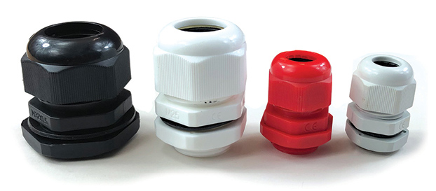 Nylon Dome Cable Gland