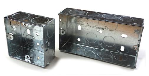 Switch & Socket Boxes