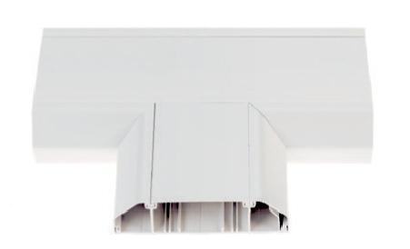 White Plastic Dado Flat Tee
