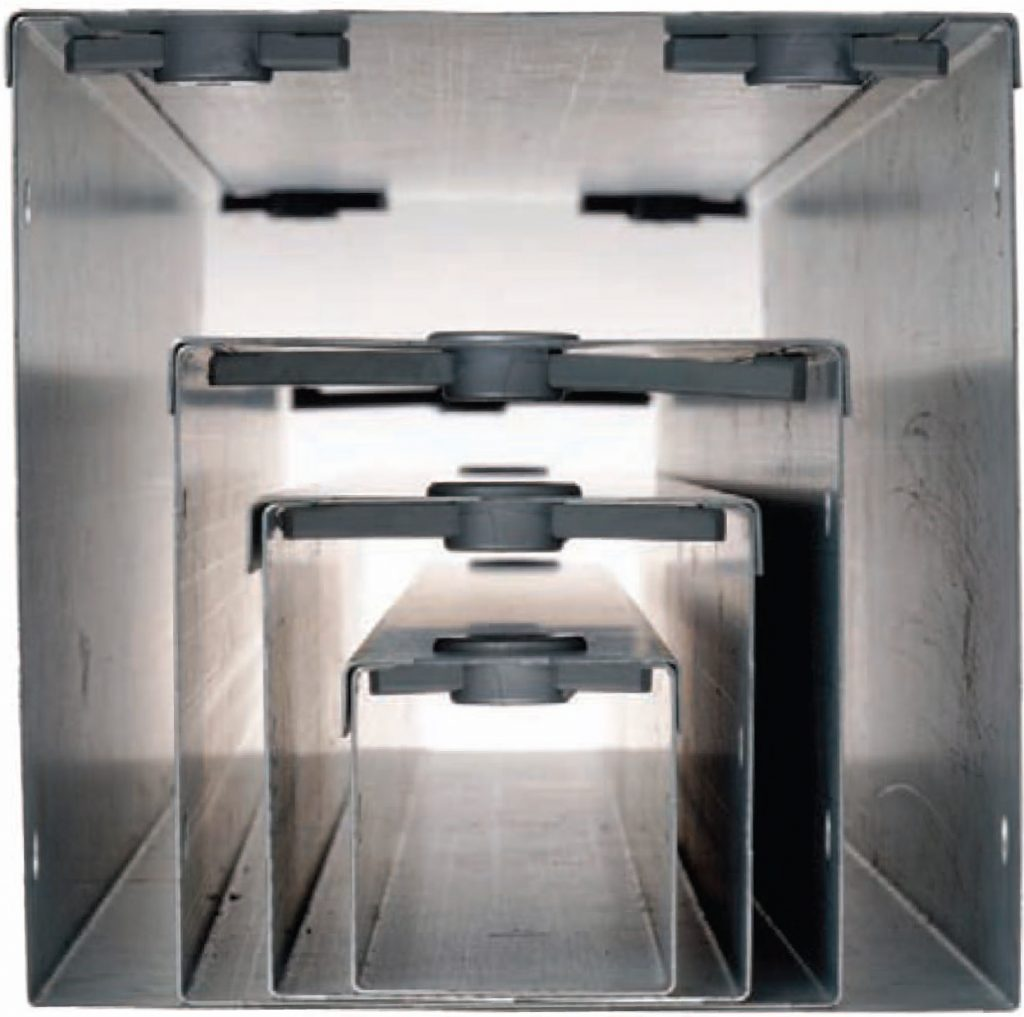 Surface Cable Trunking Systems